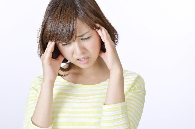 片頭痛,ズキンズキンと脈を打つように痛む