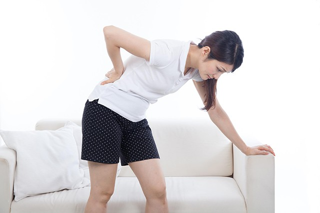 背中痛,ぎっくり腰