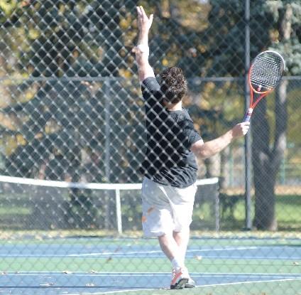 テニスサーブ