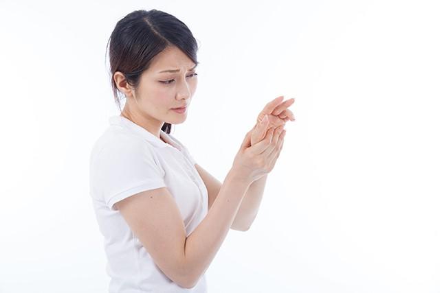 腱鞘炎,ドケルバン病,ばね指,症状,原因